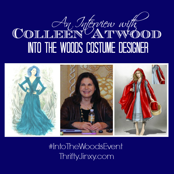 Colleen Atwood Interview Into the Woods Costume Designer