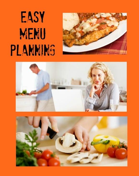 Relish! Make Menu Planning Easy