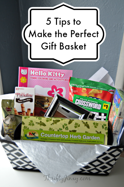 5 Gift Basket Tips to Show You Care with Dollar General