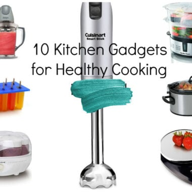 Healthy Cooking Gadgets