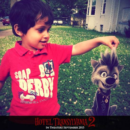 Hotel Transylvania 2 Photo Bombs