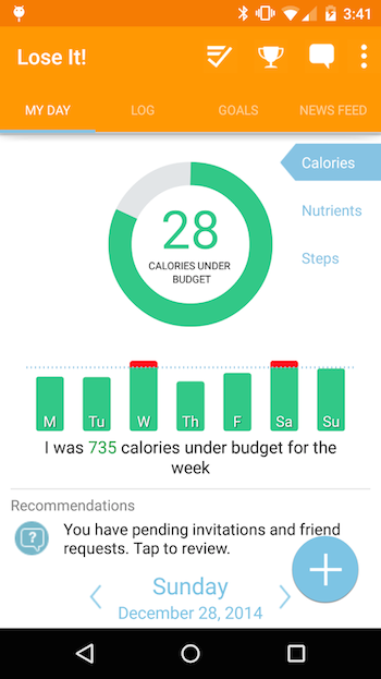Weight Loss Apps - Some Tech Help for Your Resolutions ...
