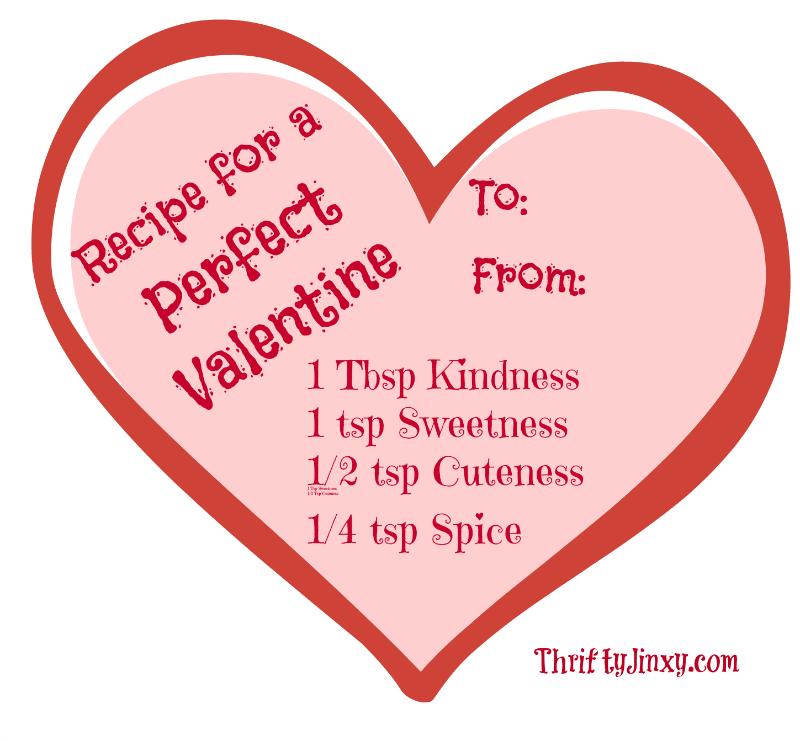 Measuring Spoon Valentine