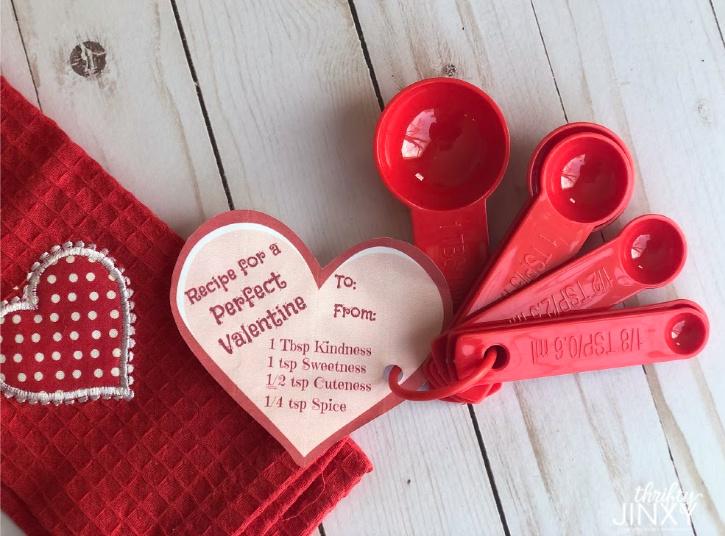 MMeasuring Spoon Valentines