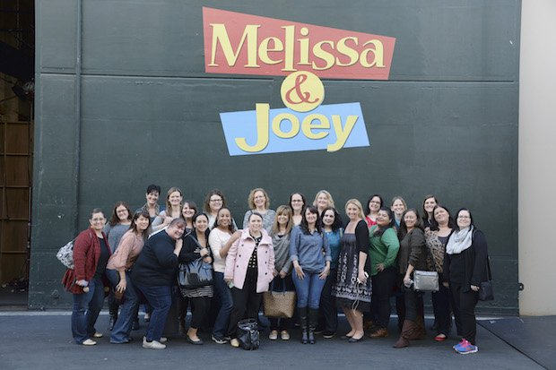 Melissa and Joey Set Visit – Look Behind the Scenes!