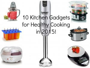 10 Healthy Cooking Kitchen Gadgets