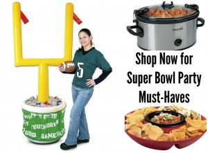 Shop Now for Super Bowl Party Must-Haves