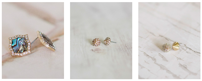 Stud Earrings Only $3.95 Shipped from Cents of Style