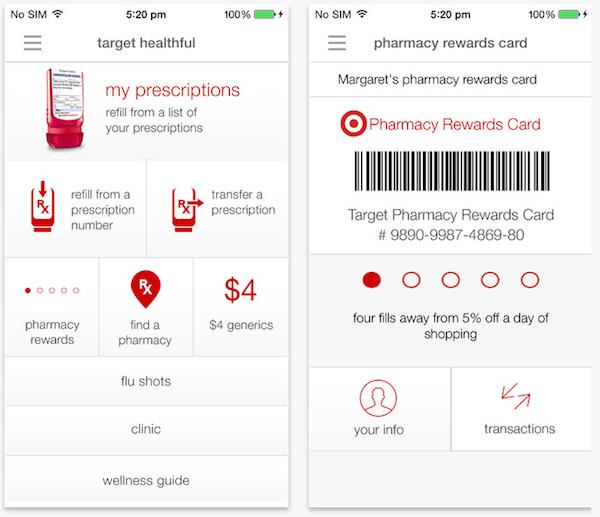 Introducing the TARGET HEALTHFUL™ App! + $25 Target Gift Card Giveaway