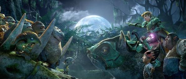 Learn About STRANGE MAGIC Creatures and Cast
