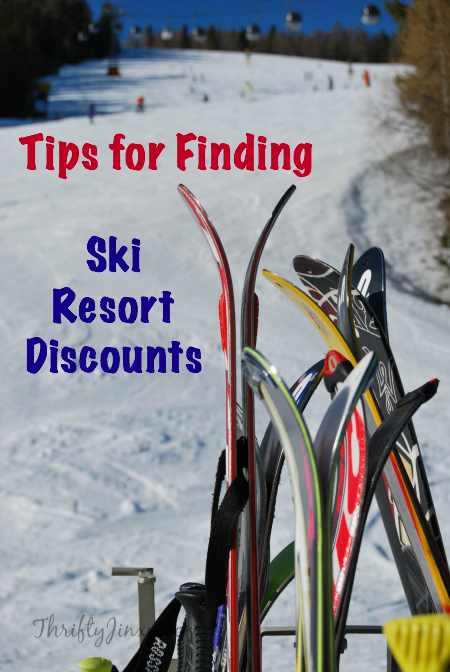 Tips to Find Ski Resort Discounts