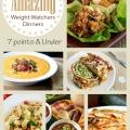 Weight Watchers Dinner Recipes Roundup