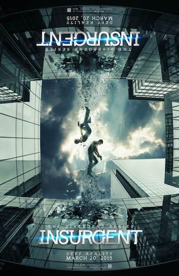 DIVERGENT SERIES: INSURGENT Super Bowl Trailer + Advance Ticket Bonuses!!