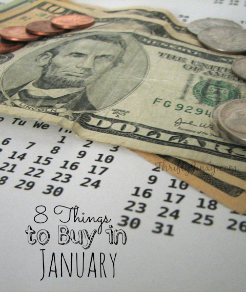 8 Things to Buy in January + $100 Reader Giveaway