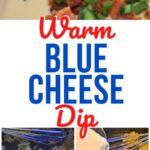 warm blue cheese dip