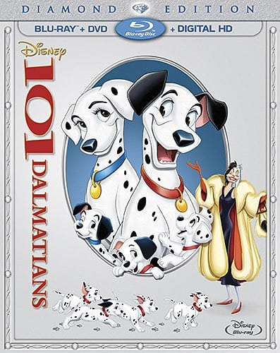 101 Dalmatians Diamond Edition Release – Fun Facts + Reader Giveaway