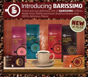 Introducing New Aldi Barissimo Coffee Line + Reader Giveaway