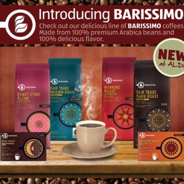 4e2fc1351efa Introducing New Aldi Barissimo Coffee Line + Reader Giveaway