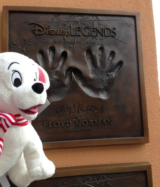 Disney Legends Floyd Norman
