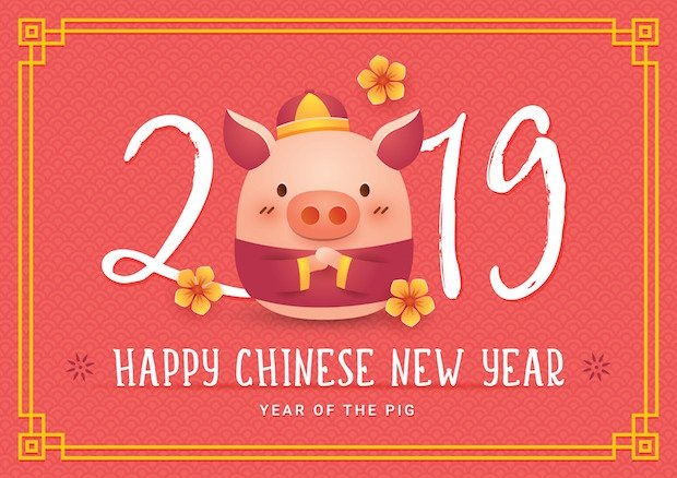 Diy lucky red envelopes celebrating chinese new year - Lucky color for new year 2019 ...