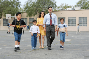 Fresh Off the Boat Helps ABC Dominate Family Comedy