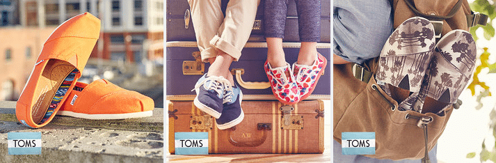 TOMS Shoes on Zulily Up to 40% Off