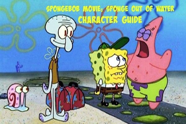 Spongebob Squarepants Character Guide
