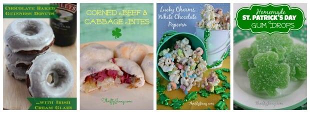 St Patrick's Day Recipes