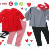 Zutano Valentine's Day Sale + $75 Gift Card Reader Giveaway