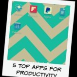 My Top 5 Productivity Apps