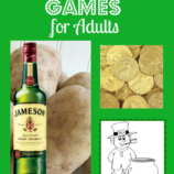 Adults' St. Patrick's Day Games