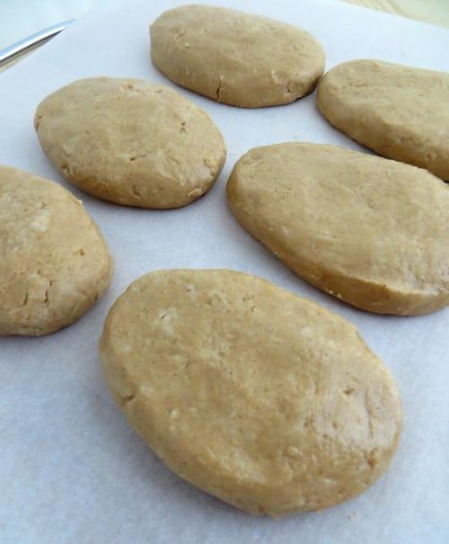 Copycat Reese's Peanut Butter Eggs Recipe Process