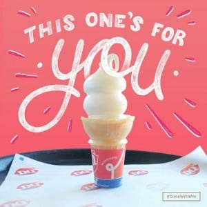 Dairy Queen Free Cone Day March 15th