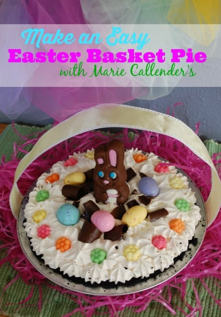 Easter Basket Pie