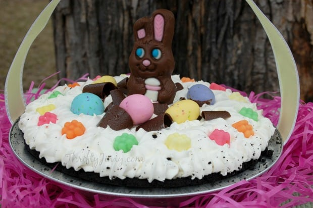 Easy Easter Basket Pie