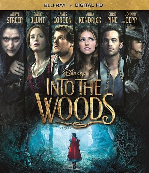 INTO THE WOODS Bonus Features Can't Be Missed