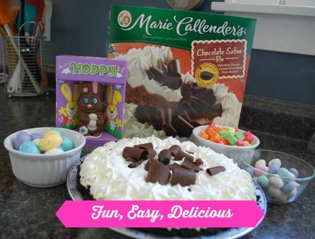 Marie Callender's Cream Pie Easter