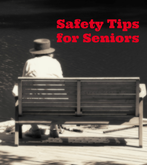 Safety Tips for Seniors from Master Lock + Reader Giveaway
