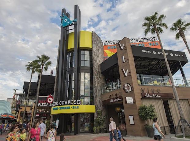 The Cowfish at Universal Orlando Resort's CityWalk.