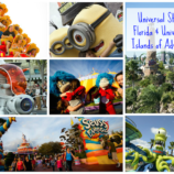 Universal Studios Florida and Universal's Islands of Adventure Fun