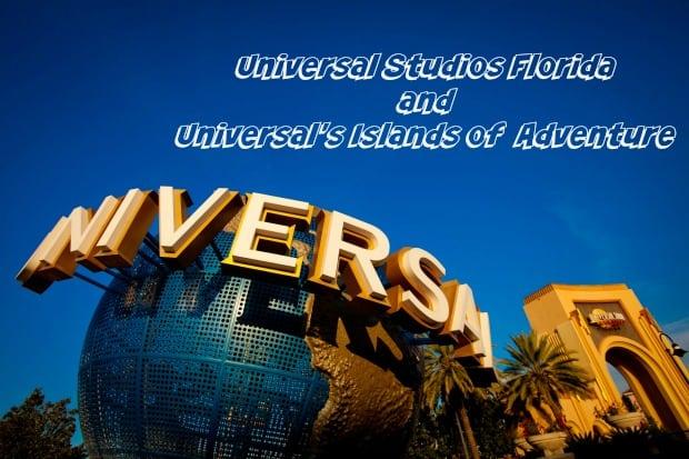 Universal Studios Florida and Universals Islands of Adventure