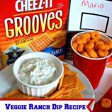Veggie Ranch Dip Recipe