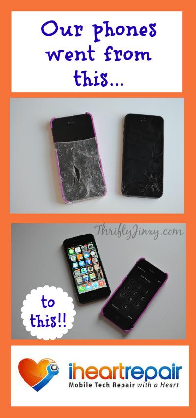 iPhone Screen Repair iHeartRepair