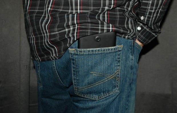 ASUS MeMO Pad 7 LTE Pocket