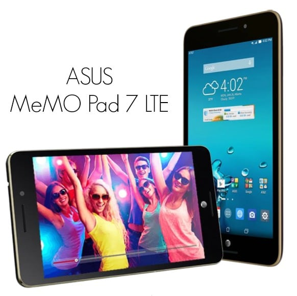 ASUS MeMO Pad 7 LTE Review + Reader Giveaway