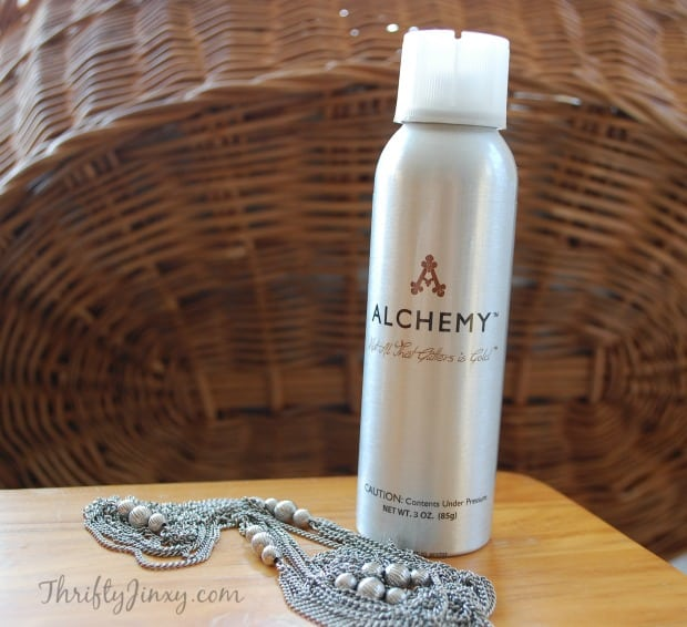 Alchemy Jewelry Spray: Protect Your Jewelry and Your Skin + Reader Giveaway