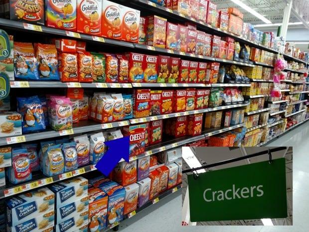 Avengers Cheez-It Walmart