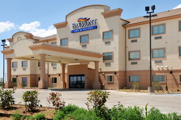 Baymont Inn and Suites Snyder, TX