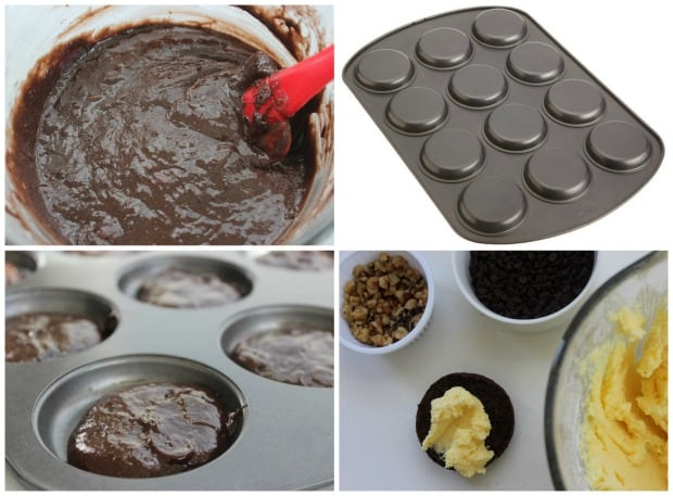 Chunky Monkey Whoopie Pies Recipe Process