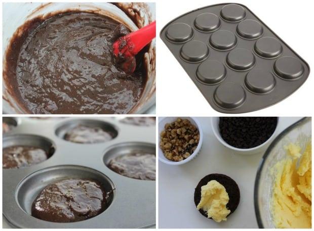 Chunky Monkey Whoopie Pies Recipe Process